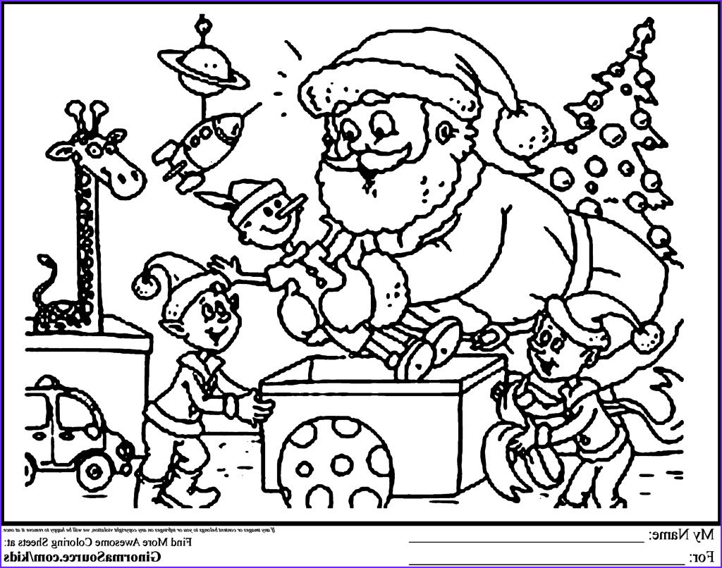 Christmas Coloring Pages for Adults Pdf , Gingerbread