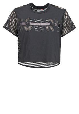 Reebok Printtipaita - black - Zalando.fi  5972963935