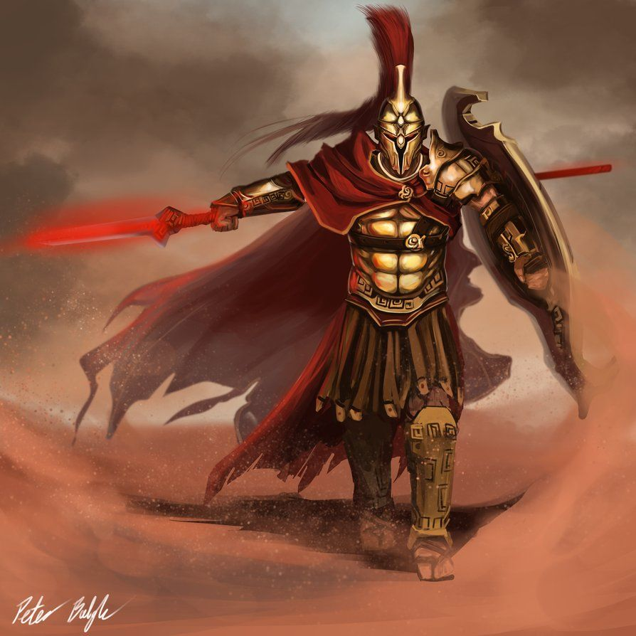 Ares by PeterPrime on deviantART | Greeks | Pinterest ...
