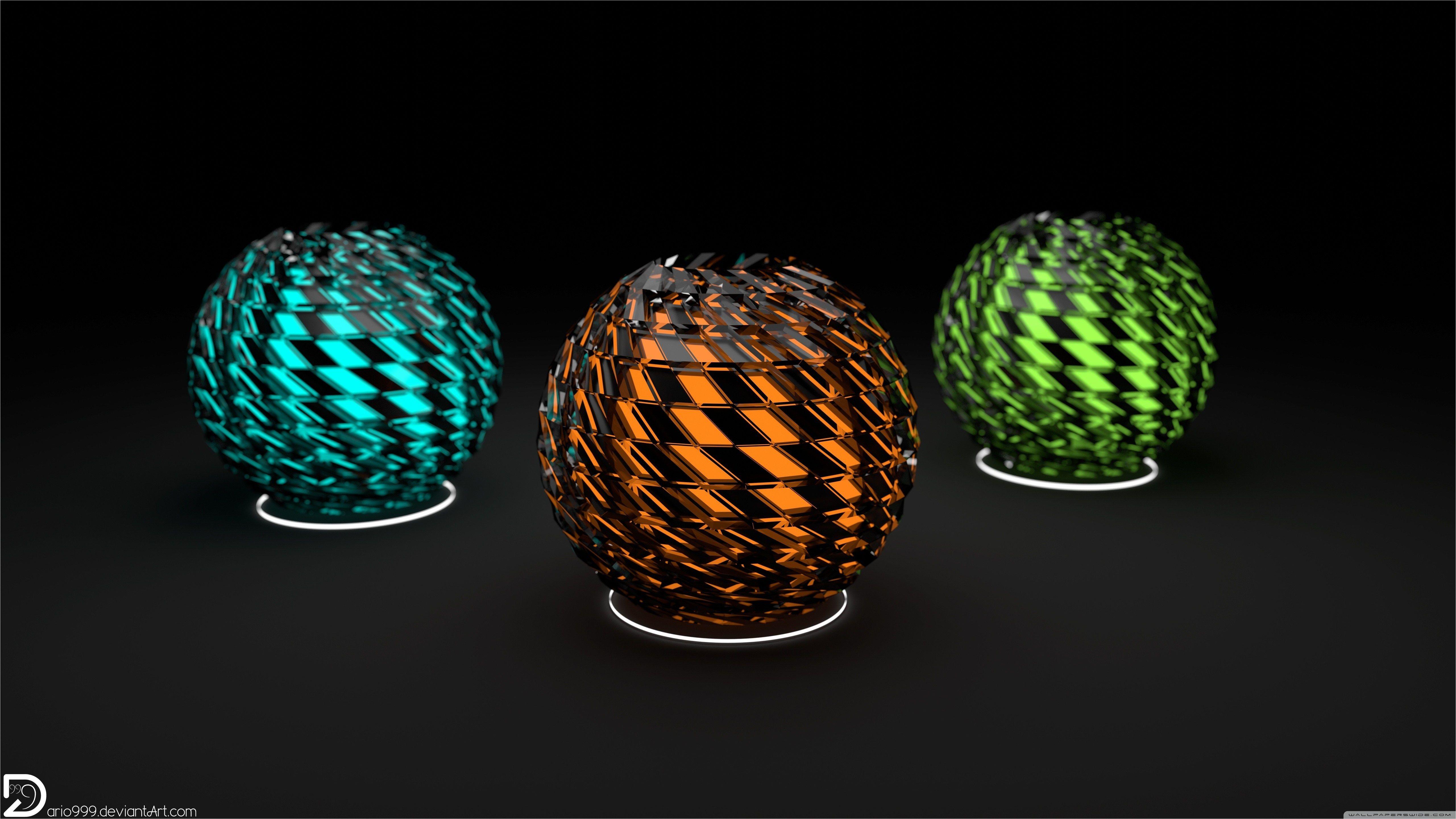 Cool Distorted Spheres 5k Apple Imac Wallpaper In 2019