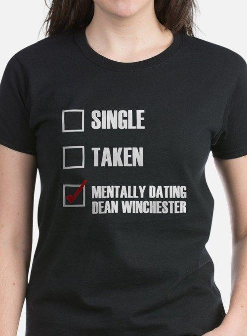 Funny Supernatural T Shirts, Shirts & Tees | Custom Funny ...