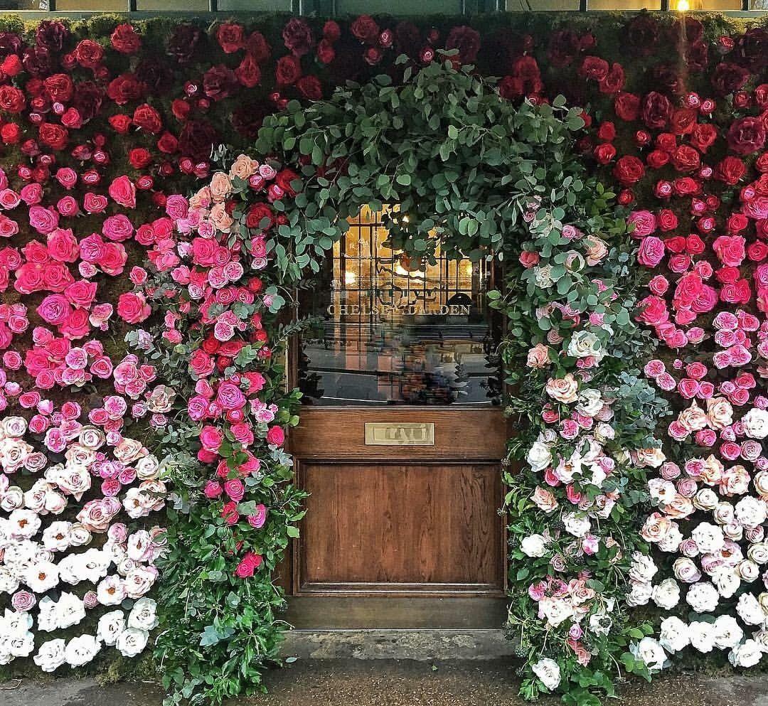 ivy chelsea garden london | life's wish list! | chelsea garden, the