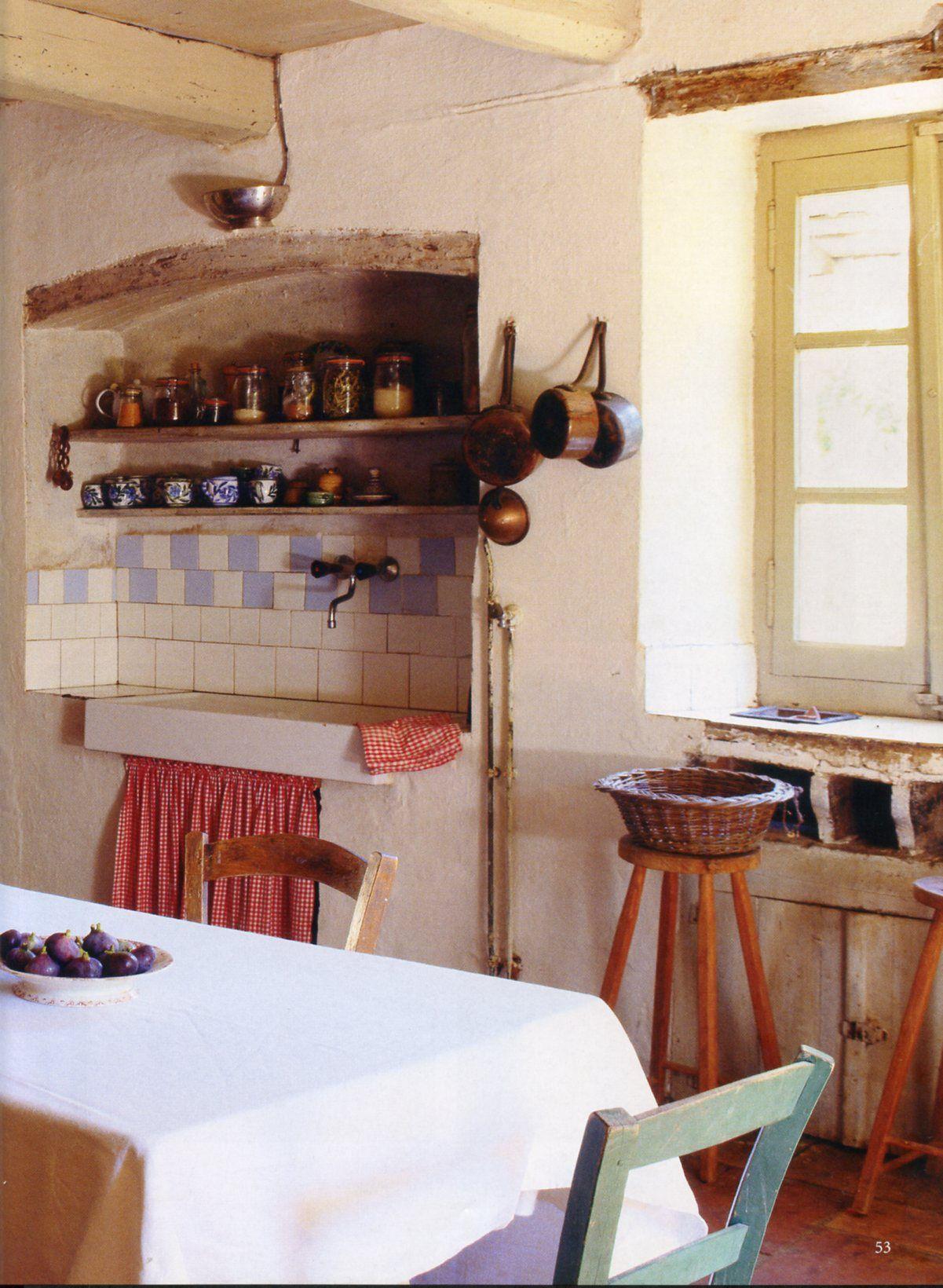 The World of Interiors, January 2012. Photo - Tim Beddow | Cocinas ...