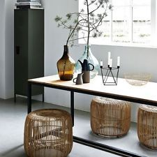 house doctor 4er kerzenst nder 4 kerzen triangle schwarz advent design neu favoriten. Black Bedroom Furniture Sets. Home Design Ideas