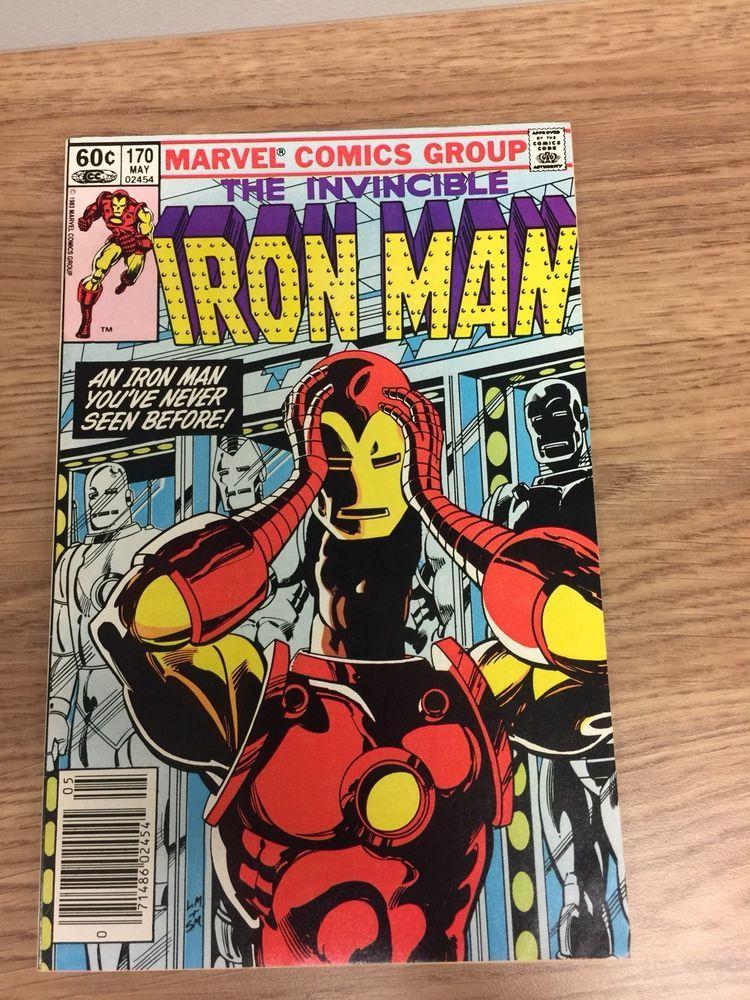 IRON MAN # 18 NEAR MINT Heroes Return