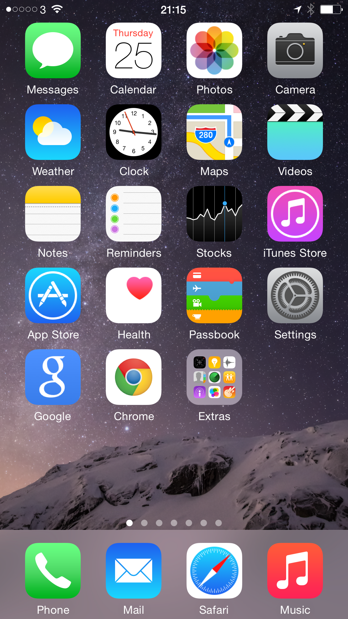 Google icon for iphone
