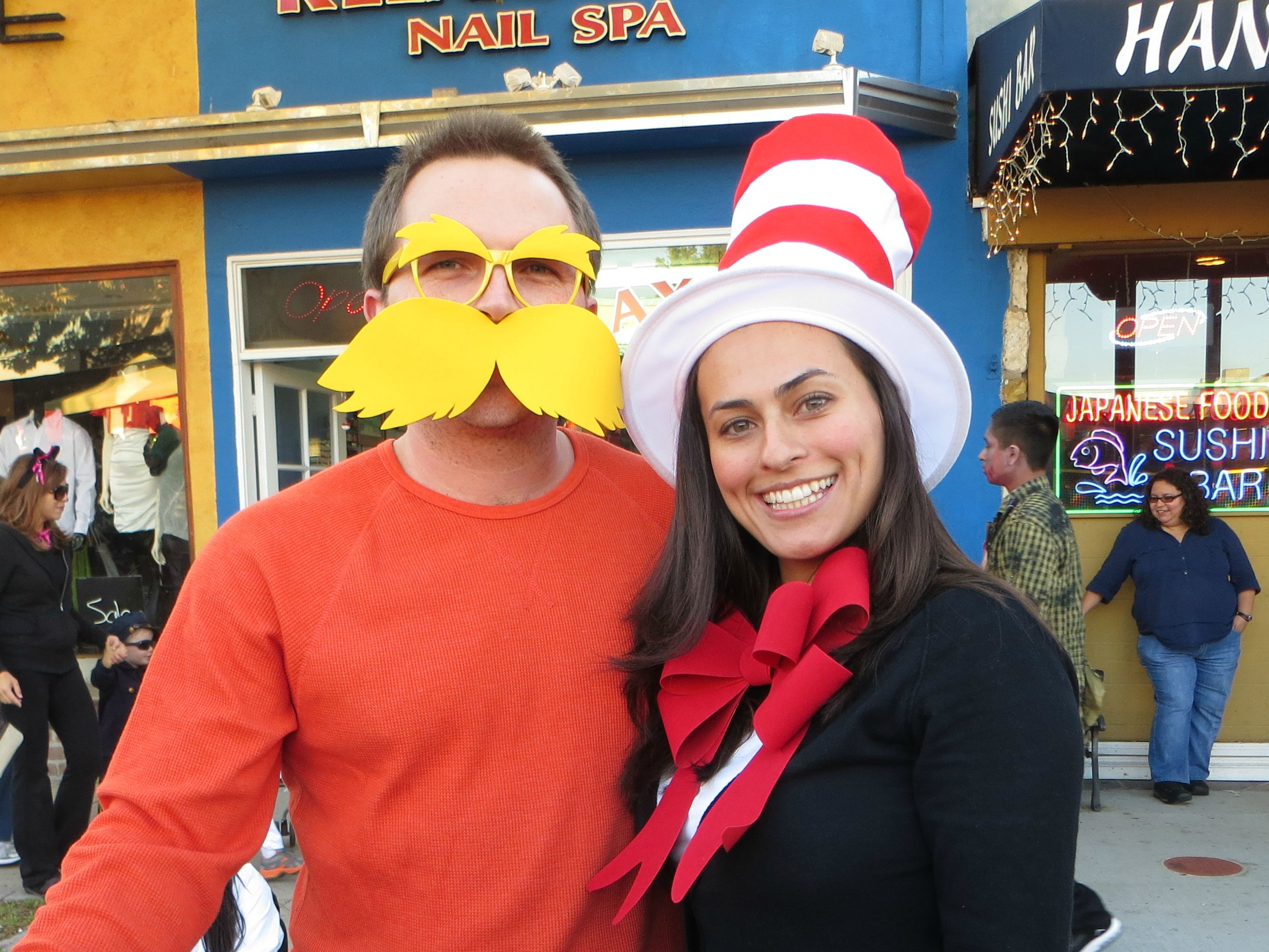 Diy lorax costume easy costumes costumes and lorax costume diy lorax costume solutioingenieria Image collections