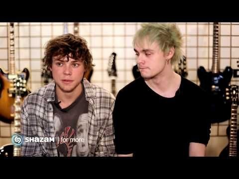 5 Seconds Of Summer Answer Your Questions! - YouTube