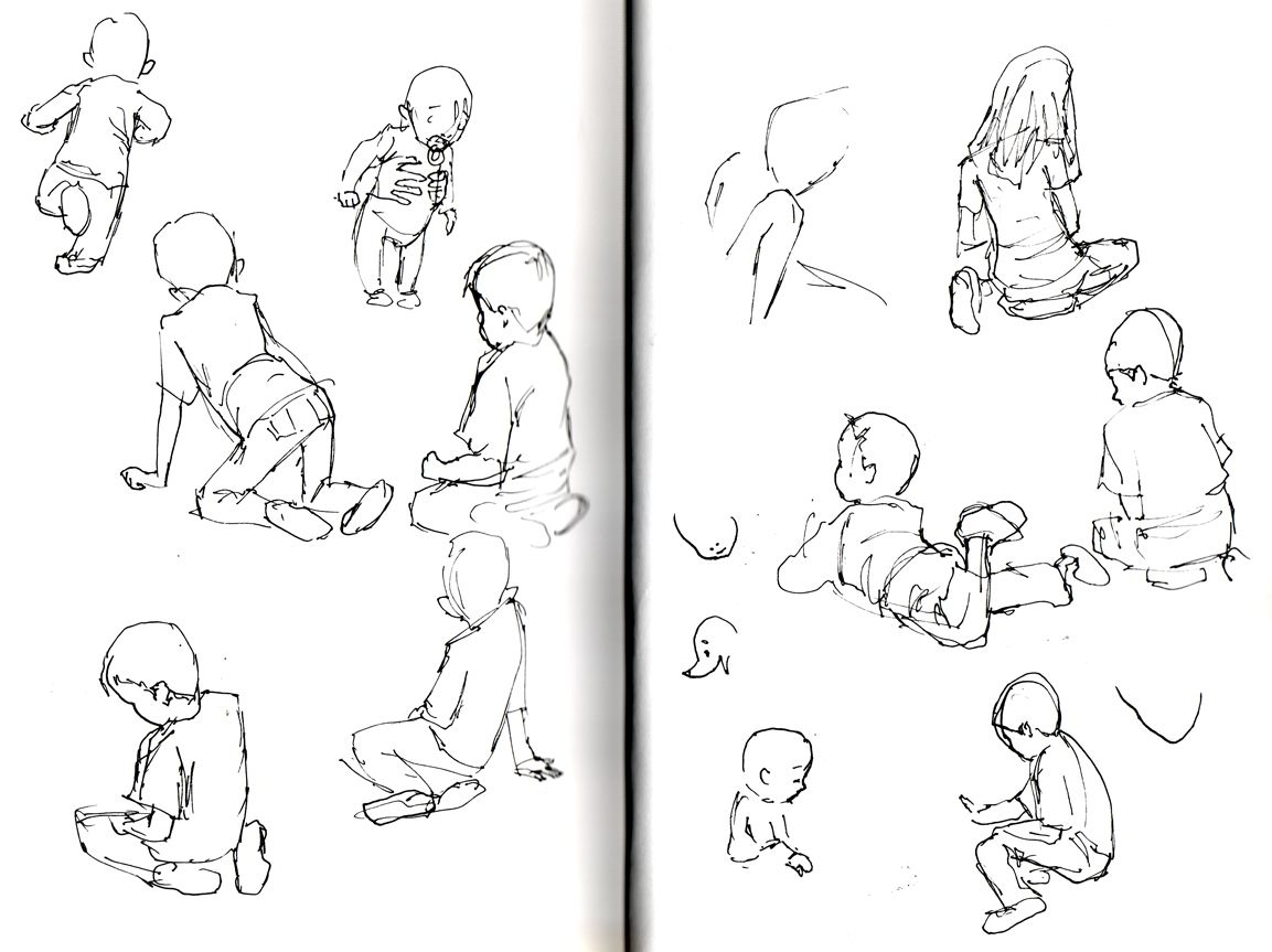 Pin By Alison Sloan On Drawing Children