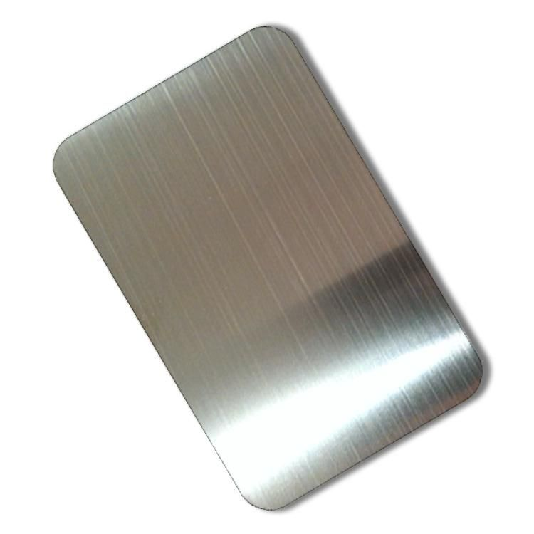 Hairline Stainless Steel Stainless Steel Sheet Brushed Stainless Steel Metal Words