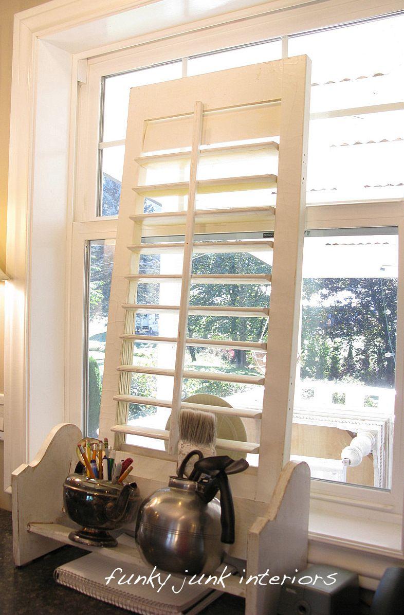 27 pretty farmhouse windows sill to reduce your budget