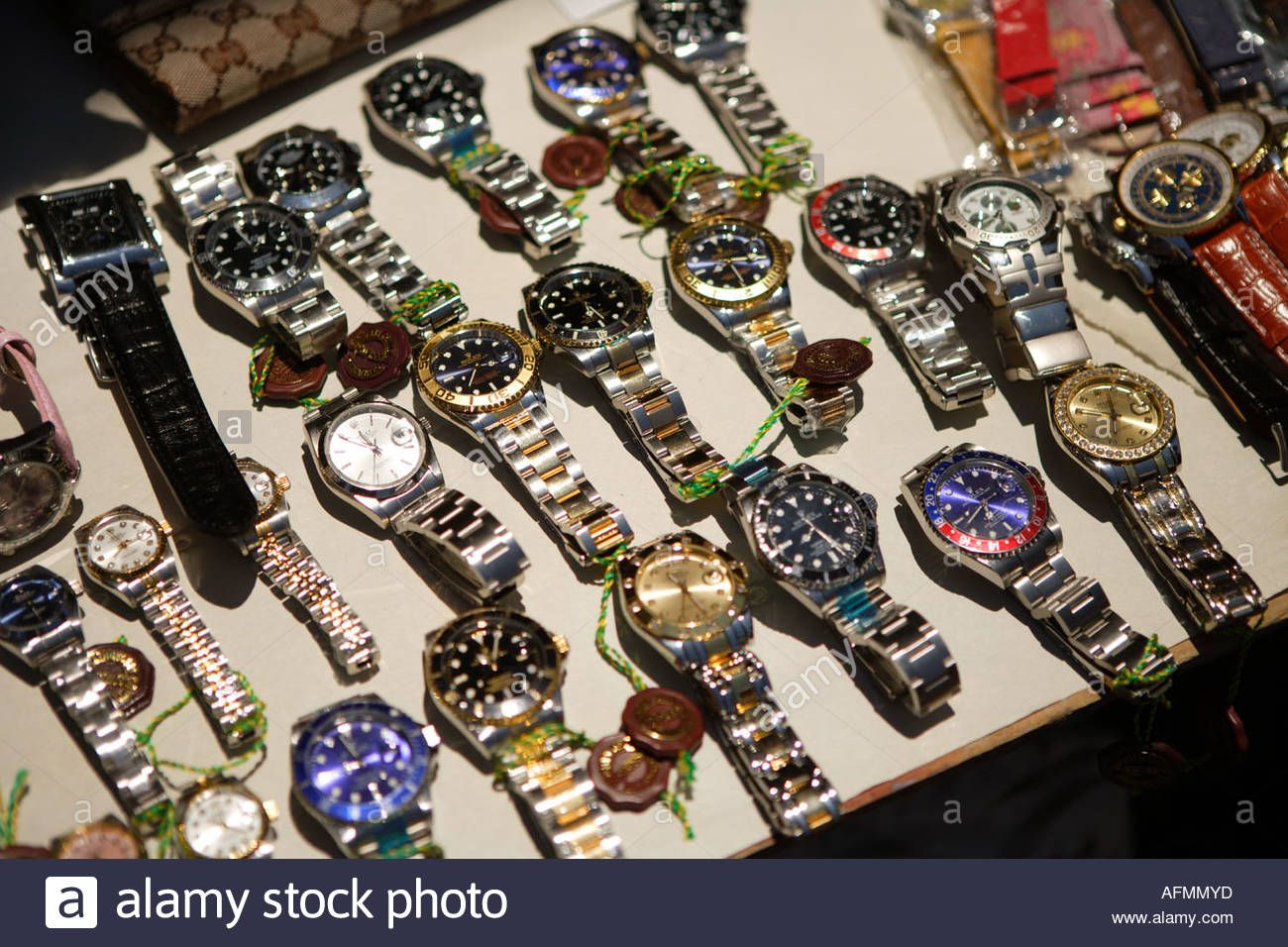 Download This Stock Image Fake Rolex Watches For Sale At The Straw Market Downtown Bay Street Nassau New Provide Rolex Watches For Sale Rolex Watches Rolex