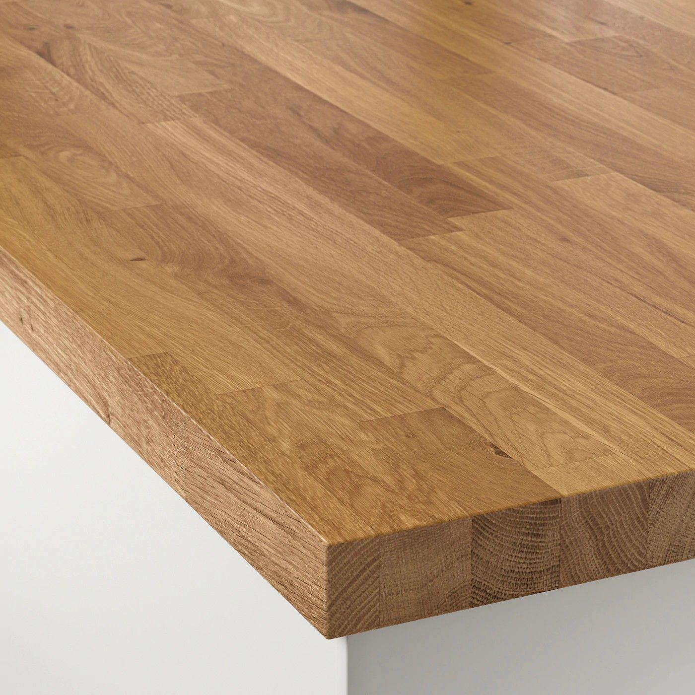 Epingle Par Stephanie Girod Sur Planche De Style En 2020 Bois Massif Plan De Travail Ikea