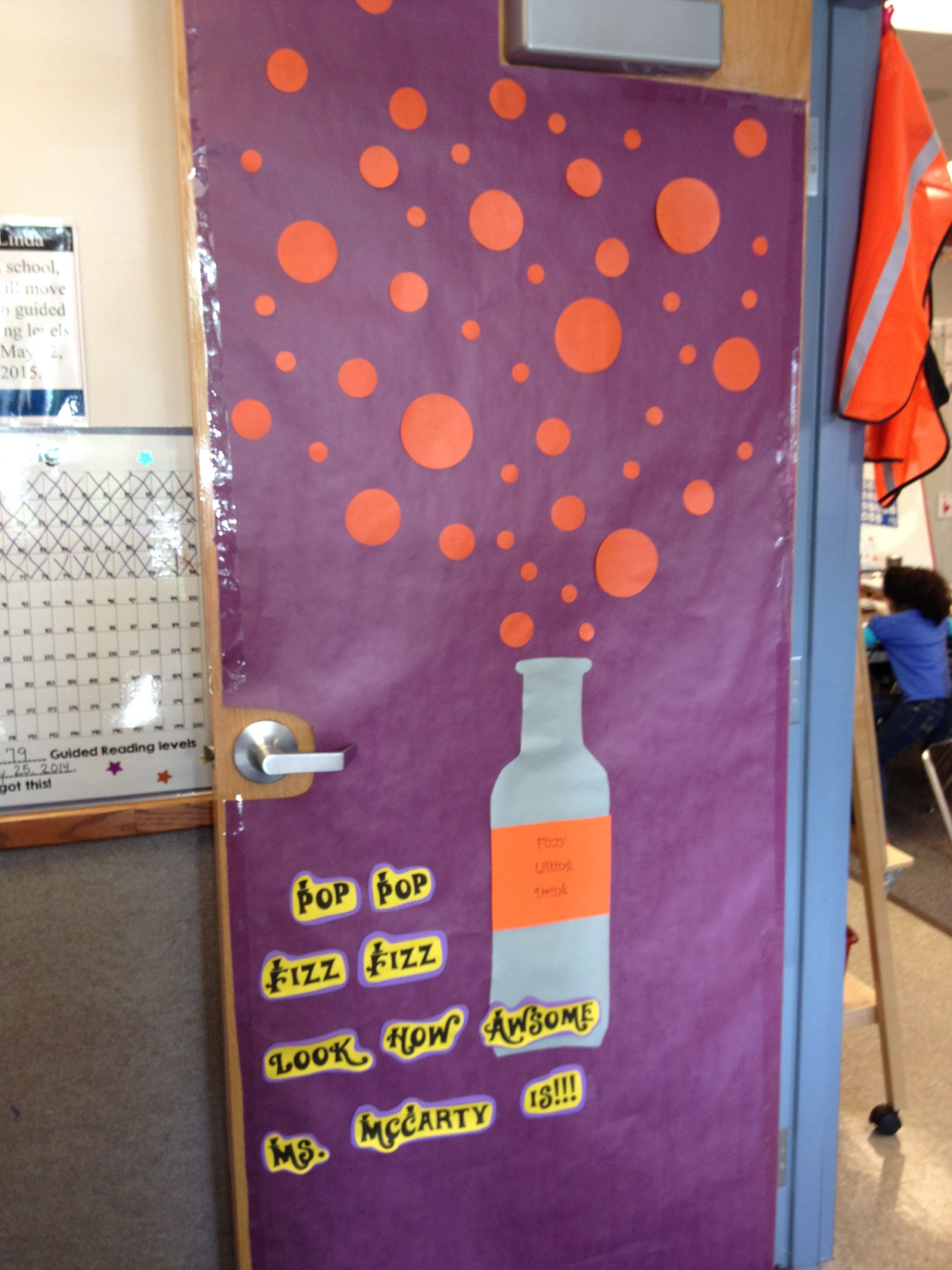 Willy Wonka Teacher Appreciation Door Teacher