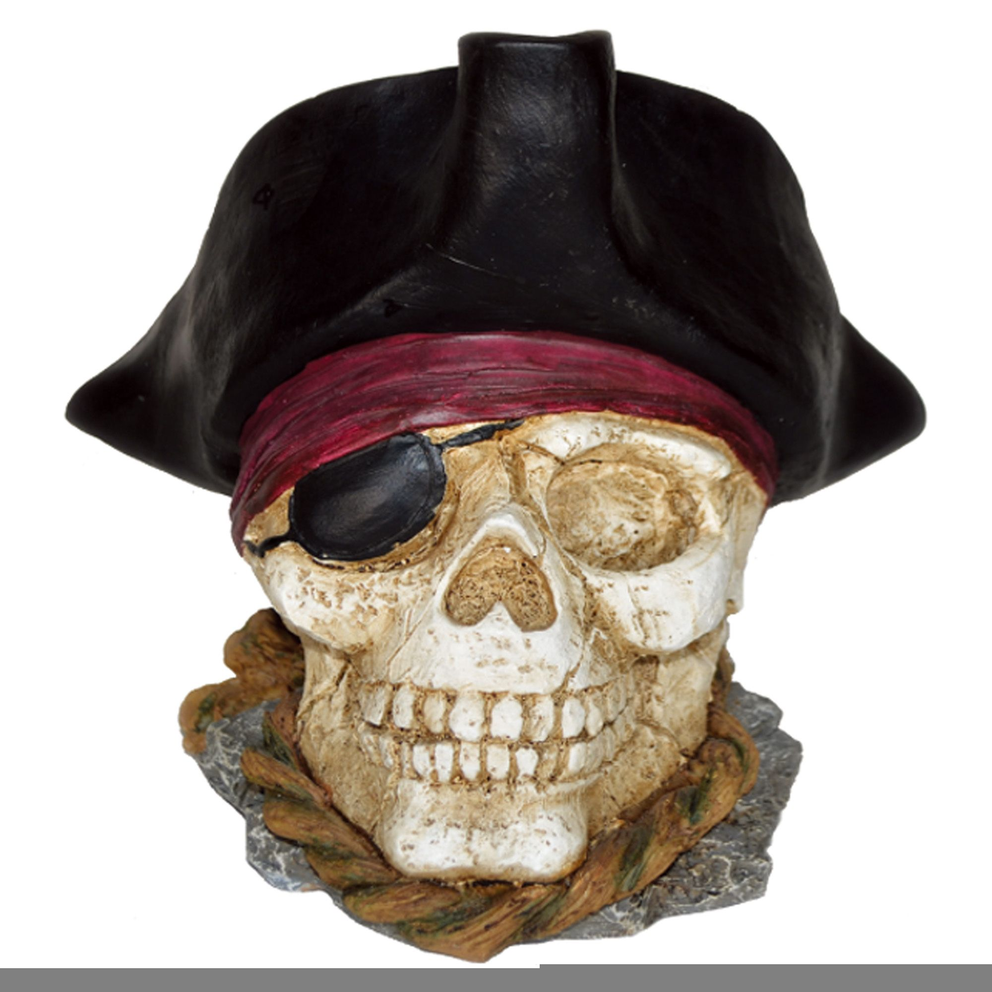 24adb4c1ac1 Homestyles - Life's A Beach - Pirate Skull Nautical, Coastal, Pool ...