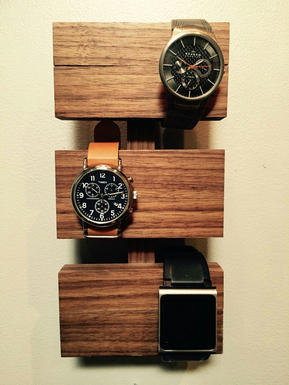 Organizador Relojes Christmas Decor Diy Diy And Crafts Sewing Wooden Pallet Furniture