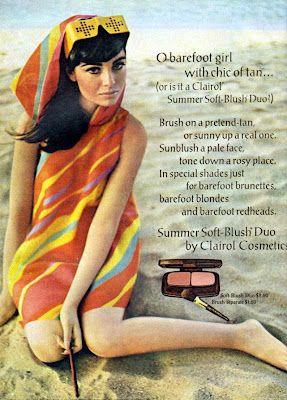 Clairol Soft Blush (June 1967)