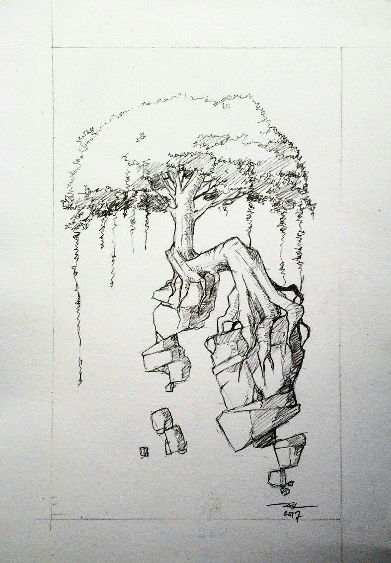 Pencil Sketch Quick