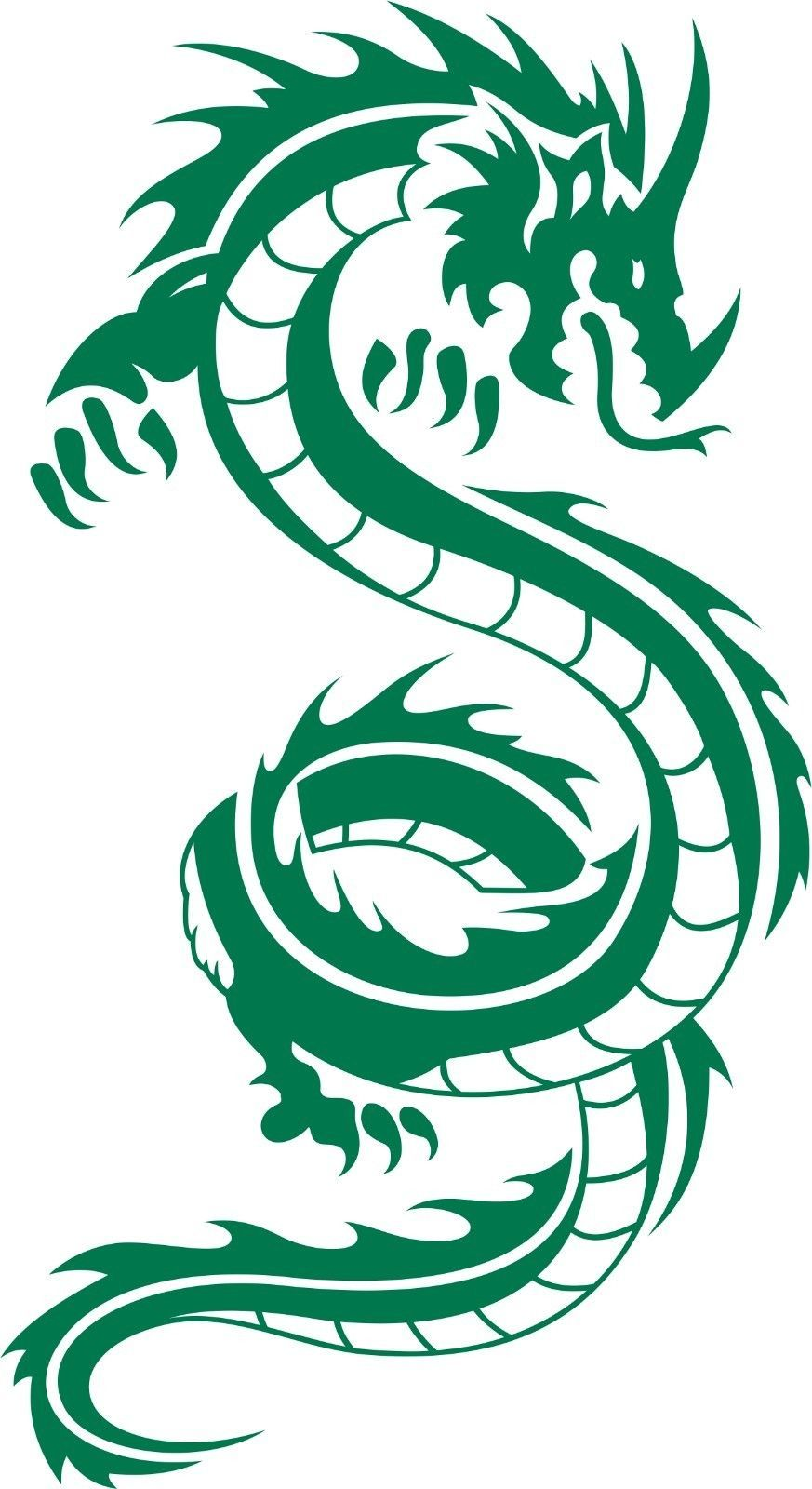 5 99 Dragon Mythical Creature Beast Car Truck Window Laptop Vinyl Decal Sticker Ebay Home Garden Mystical Tattoos Small Dragon Tattoos Dragon Tattoo [ 1600 x 873 Pixel ]
