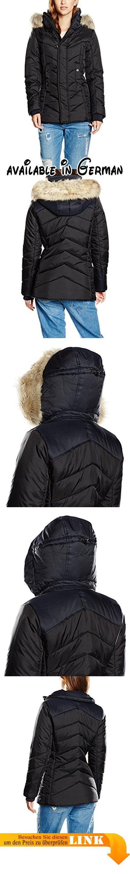Hdd Alaska Raw Jacke G Fur Star WmnSchwarz Damen Coat LMGqVzUSp