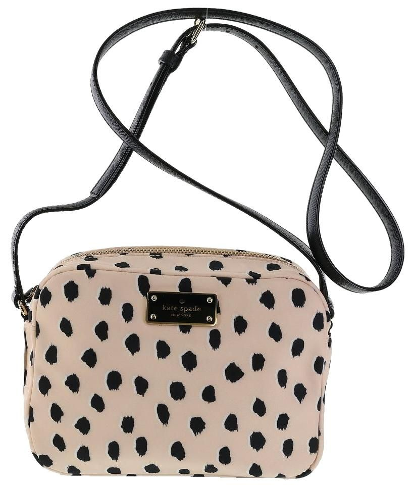 Kate Spade Blake Avenue Mindy Flamingo Dot Cross Body Bag. Get the trendiest Cross Body Bag of the season! The Kate Spade Blake Avenue Mindy Flamingo Dot Cross Body Bag is a top 10 member favorite on Tradesy. Save on yours before they are sold out!