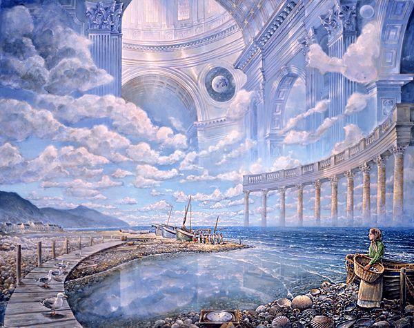 mollys-vision-west-coast-of-ireland beautiful art Pinterest