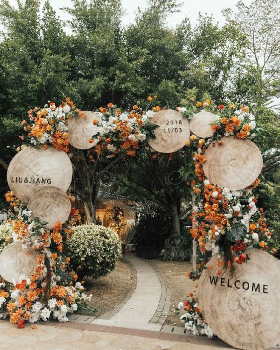 """Festival Brides on Instagram: """"Such an epic ceremony entrance"""