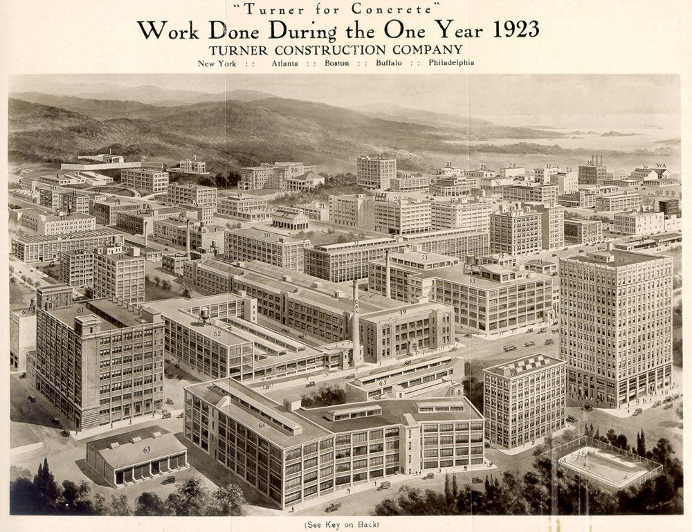Turner City 1923 Construction Company Construction City