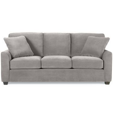 Possibilities Sharkfin Arm 84 Queen Sleeper Sofa Jcpenney