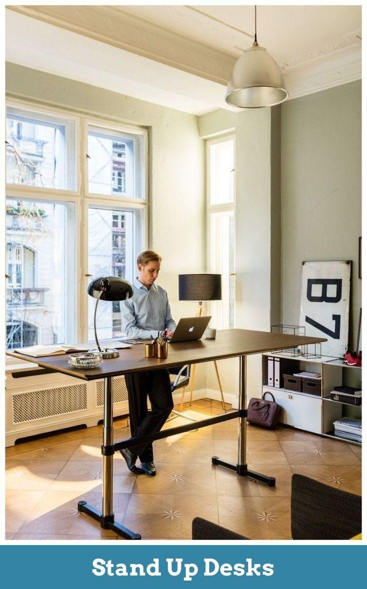 Standing Desk - Office L Shaped Desk. #standingdesk, #desk