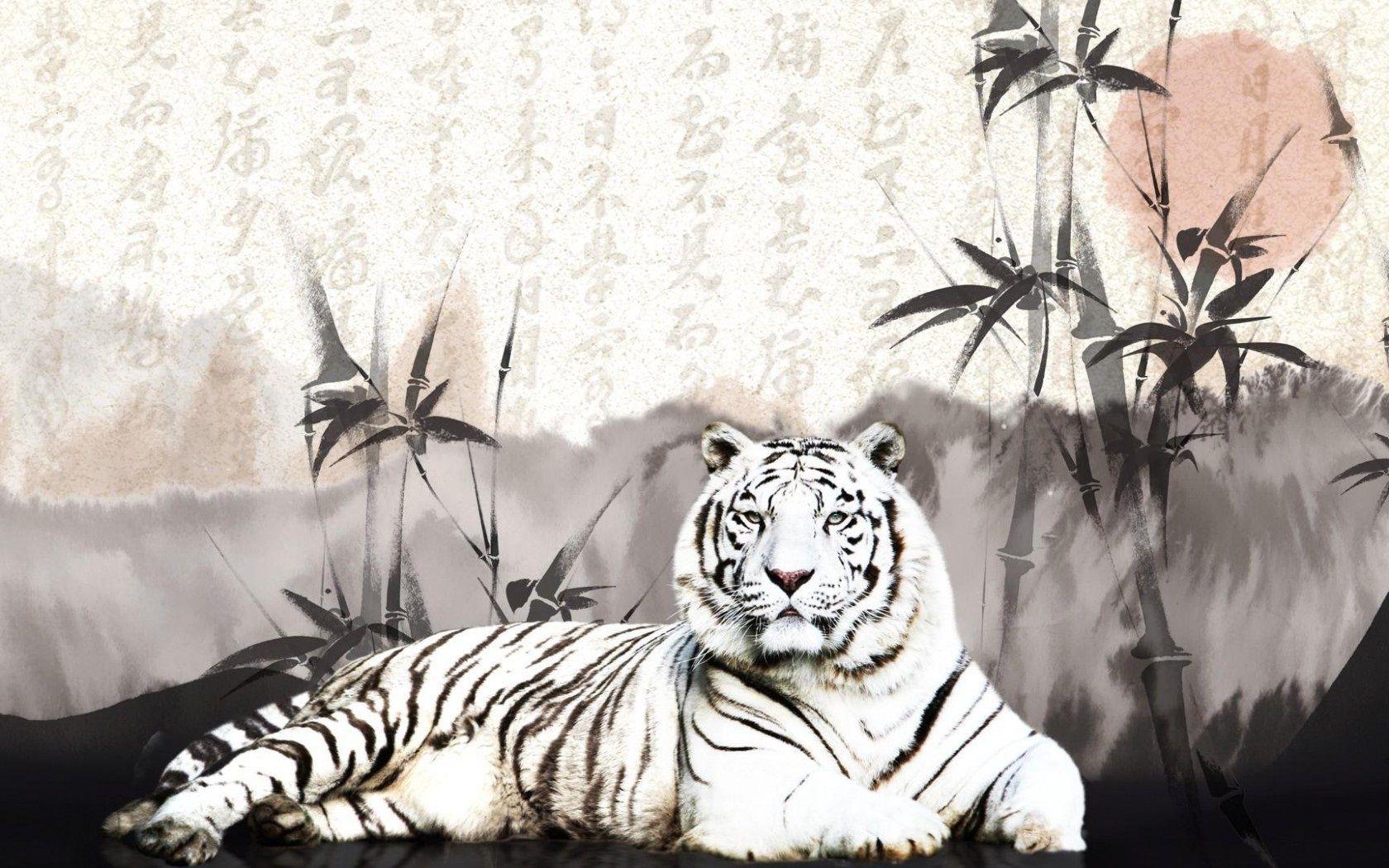 White Tiger Wallpaper Hd 2021 Live Wallpaper Hd Tiger Wallpaper Oriental Wallpaper Animal Wallpaper