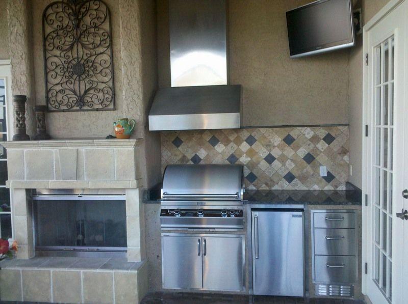 Backsplash Outdoor Kitchen Outdoor Kitchen Design Outdoor Kitchen Appliances
