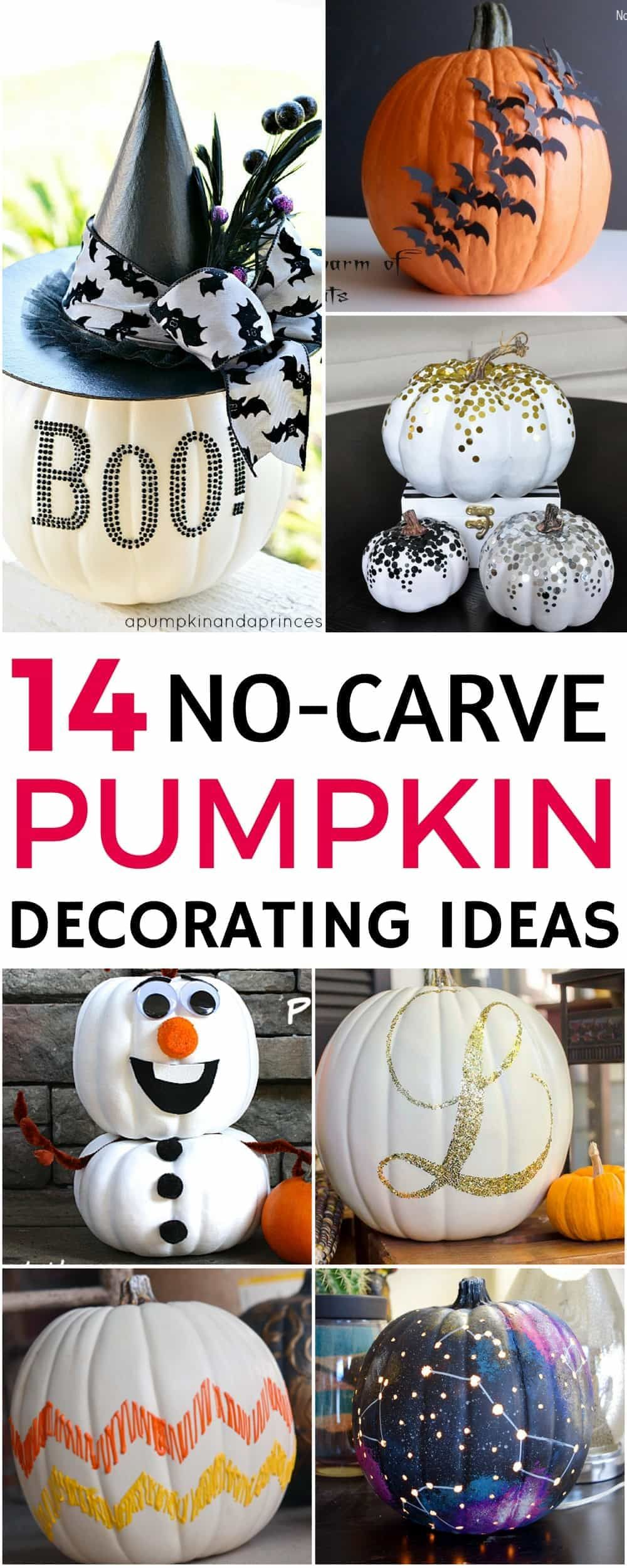 Are You Looking For Some Pumpkin Decorating Ideas Have A