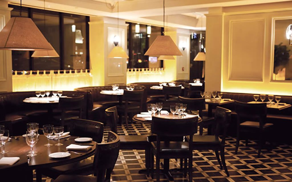 Great Room · Cafe Interior Design Of The National Bar And Dining ...