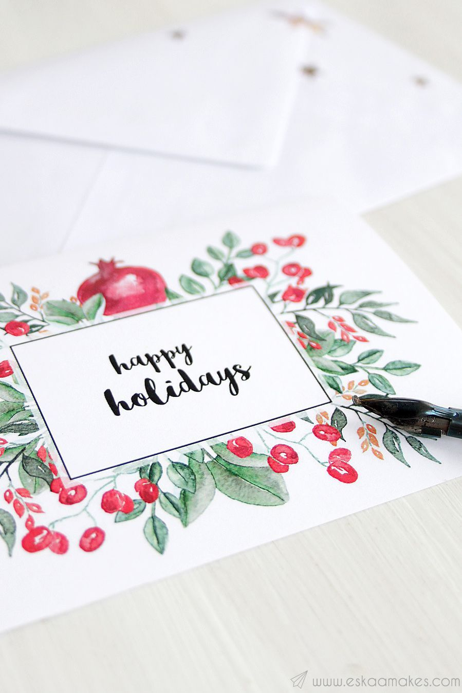 20 diy christmas card ideas you ll want to send this season