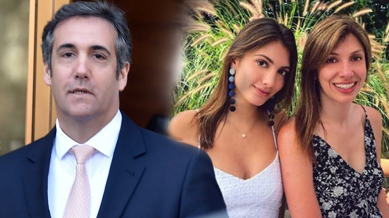 Michael Cohen Wife Laura Shusterman and Daughter Beautiful