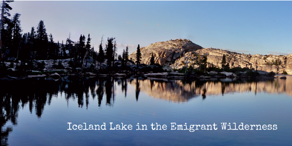 Emigrant Wilderness Backpacking trip to Iceland Lake | All
