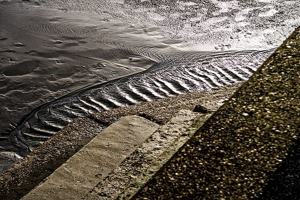 Just Ripples by Martin Wall #ripples #waves