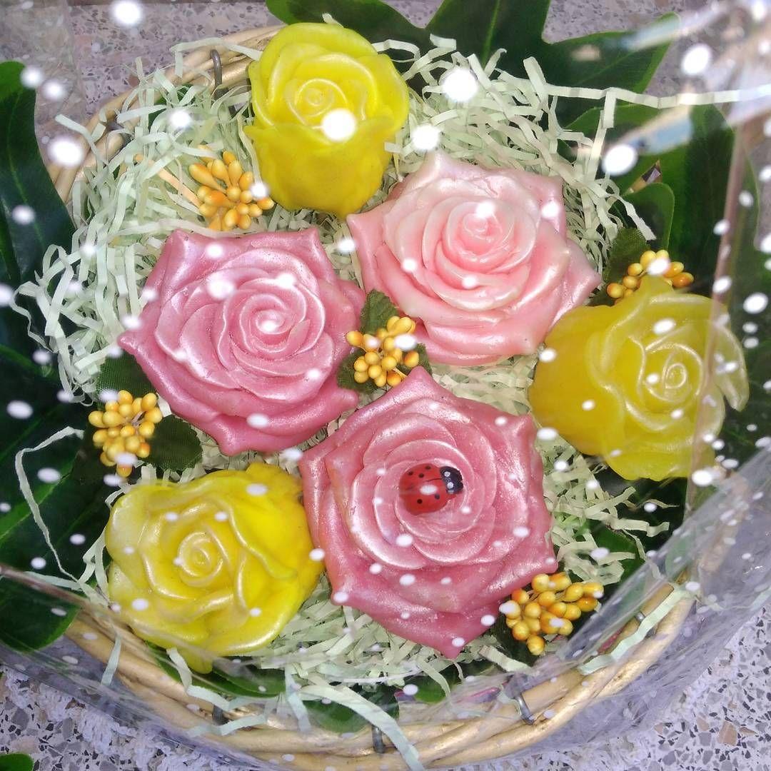 Знак внимания цветы
