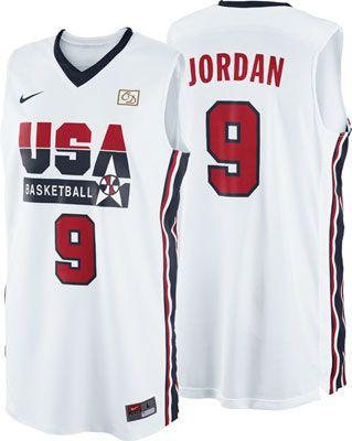 new concept 39550 e382c Jordans  92 Olympics Jersey Chicago Bulls Team, Nba Bulls, Usa Dream Team,