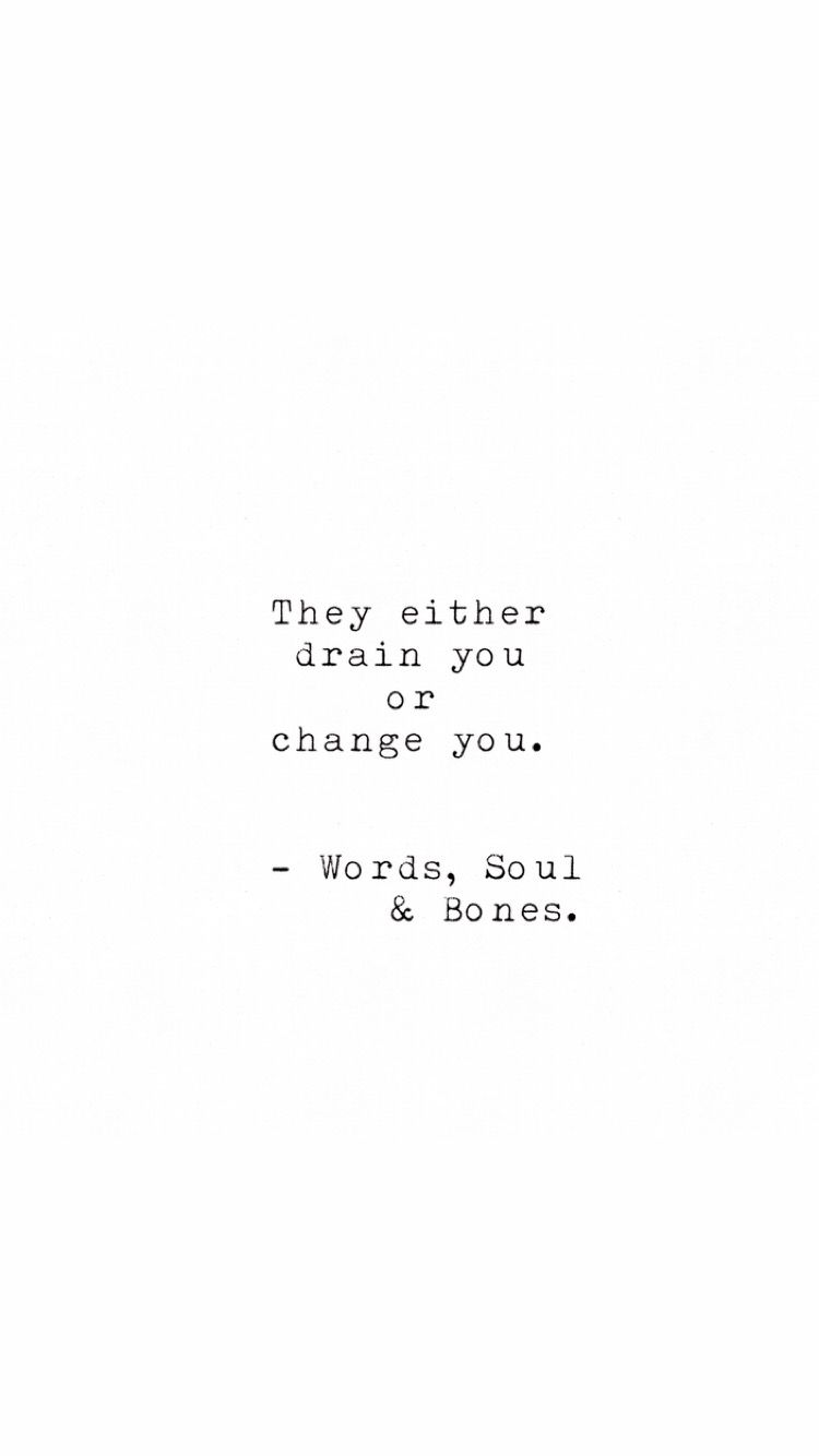 Choose Carefully Love Quotes Words Soul And Bones Drain