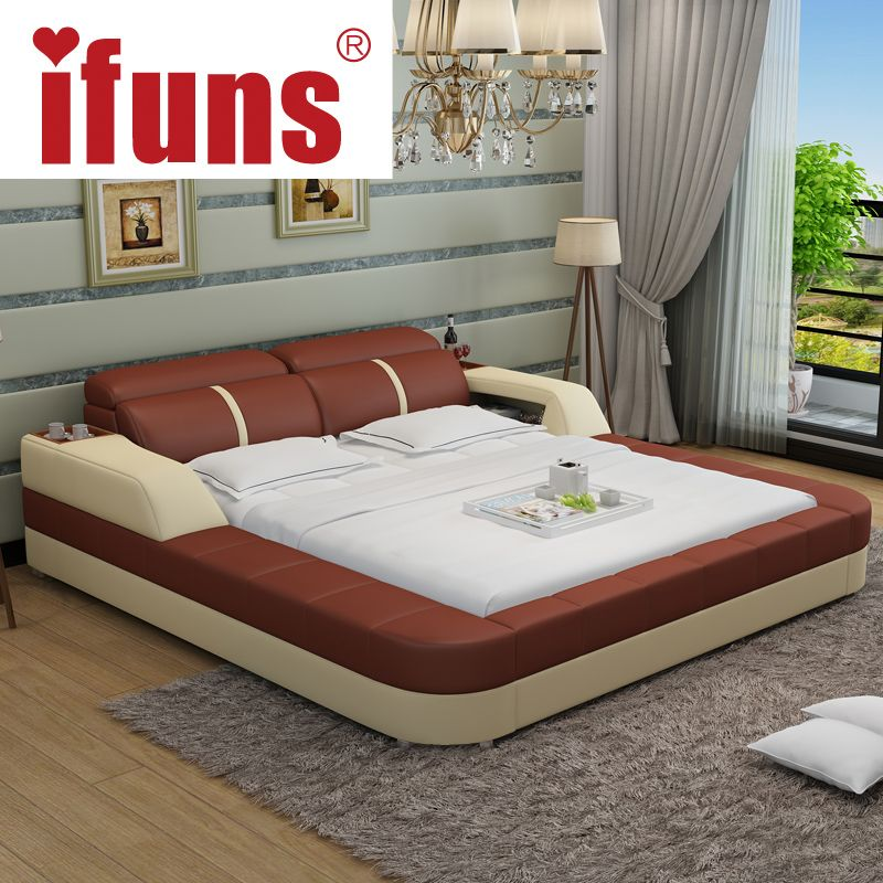 NameIFUNS luxury bedroom furniture modern design