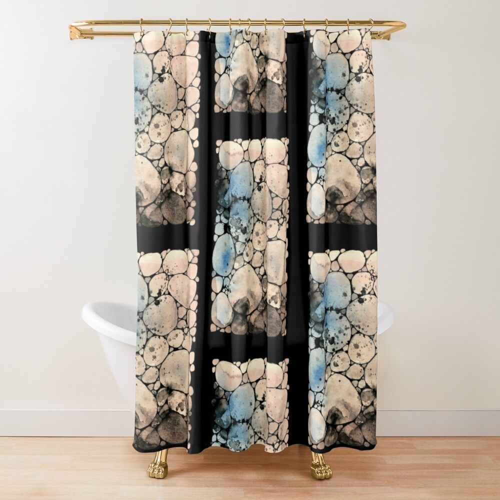 zen ink 82 shower curtain by devinberryhill curtains shower curtain tubs and showers