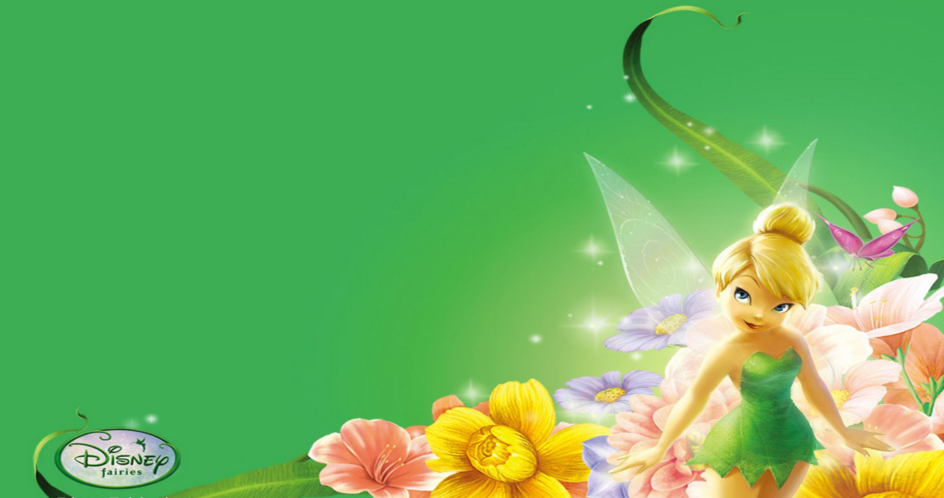 Free Tinkerbell Wallpapers Wallpaper In 2019 Tinkerbell