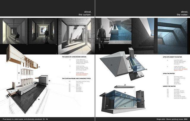 Architecture Design Layout architecture portfolio 13-14 | architecture portfolio layout