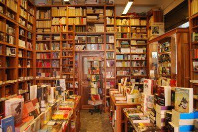 Libreria Riminese, Rimini, Italy