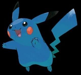 #Pikablue o #pikachu ? Elige tu ratón favorito  #pokemon #pokemonreloaded #Nintendo #sectornintendo #sectorn  Pikachu or pikablue? Choose your favorite!