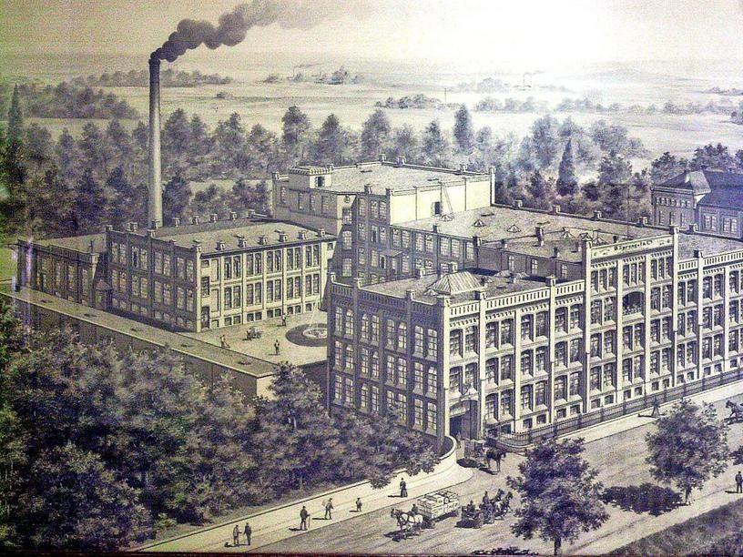Schokoladenfabrik Bayern