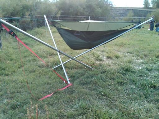 High Quality Tensegrity Stand Camporee 001