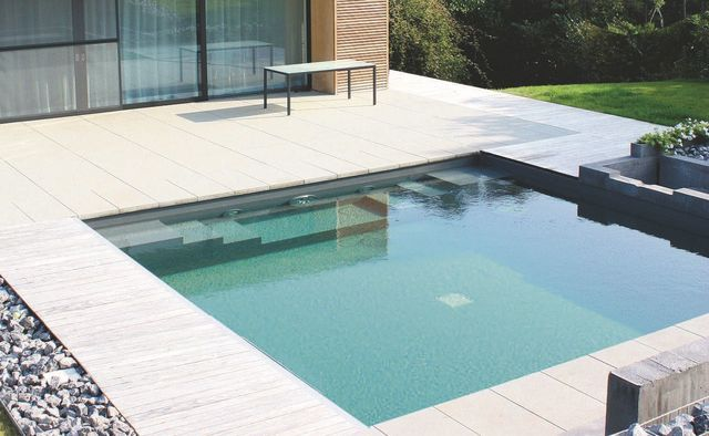 Piscine entretien sans chlore b che protectrice filtre for Chlore et piscine